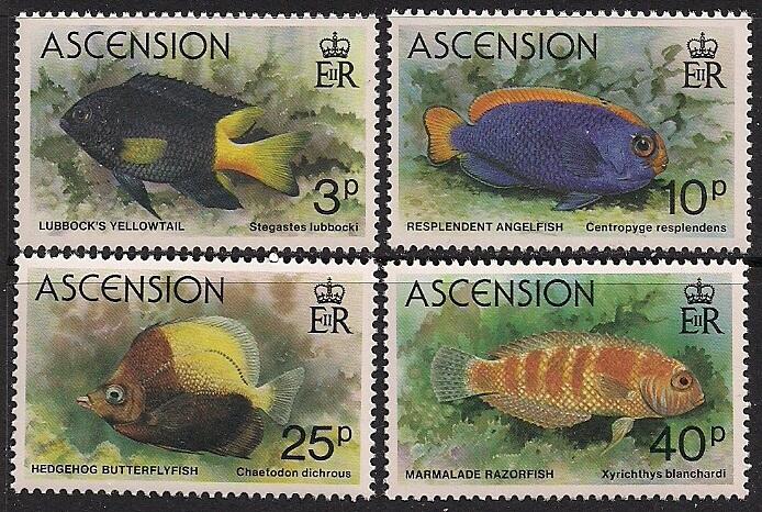 ascension stamp