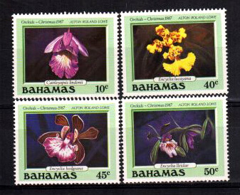 Flora Stamps