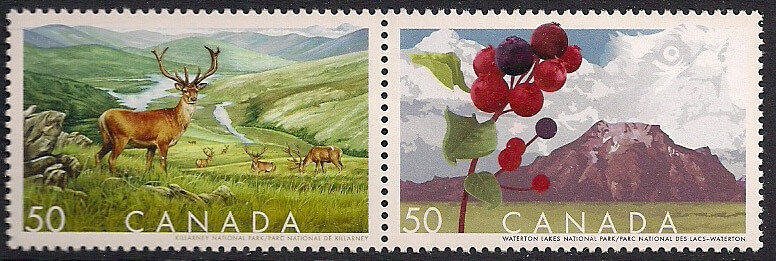 Stamp Collections - Canada