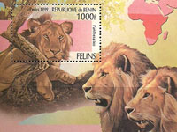 Animal Stamp Collections