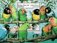 Bird Stamp Collections
