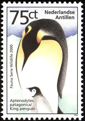 Collect Penguin Stamps