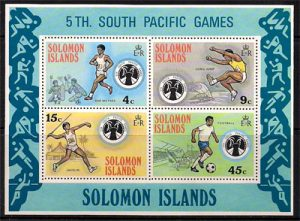 Collect Sports Stamps