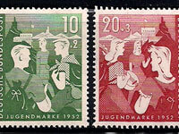 German Stamp Collections