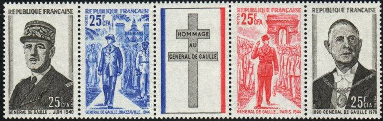 Rare Stamps from France