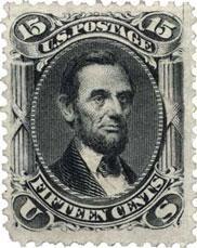 15-Cent, Abraham Lincoln